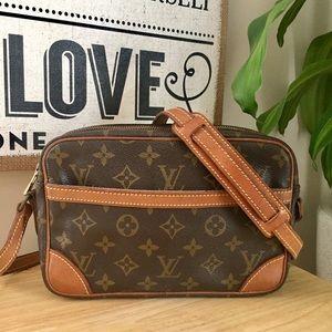 💯Authentic Louis Vuitton Trocadero 23